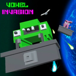 Voxel Invasion