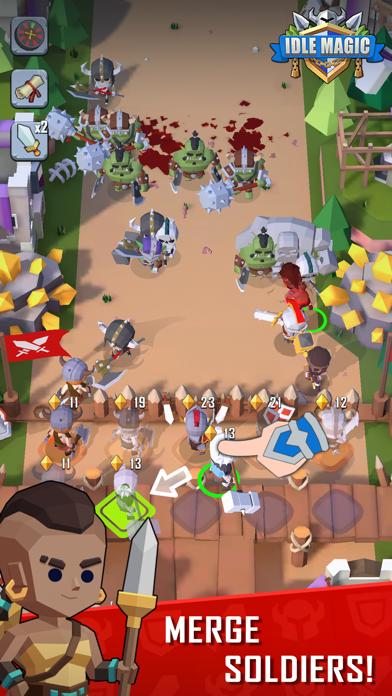 Idle Magic screenshot 7