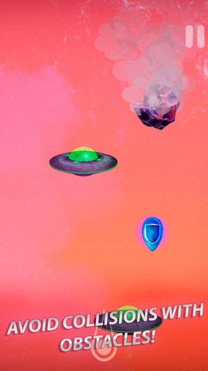 Asteroid Mayhem: Space Arcade screenshot-0
