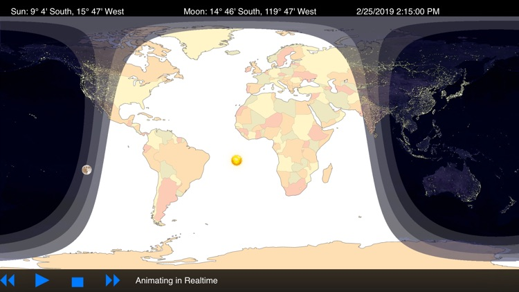 Day & Night – World Map screenshot-4