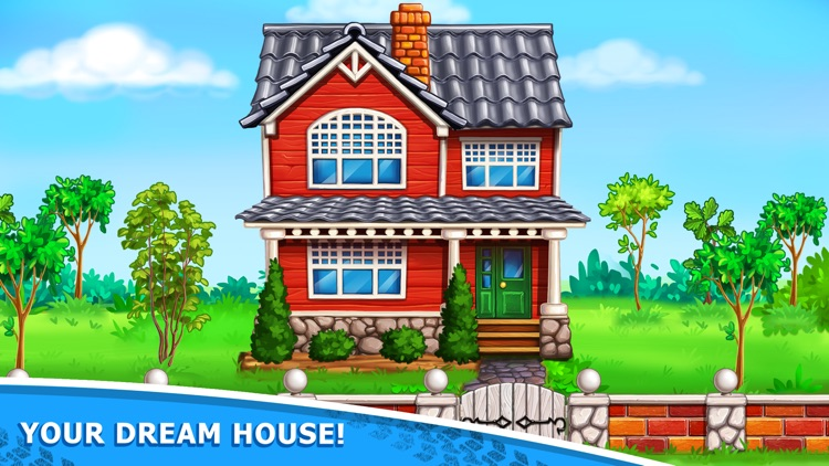 House Building a Tractor Games screenshot-4