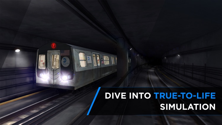 Subway Simulator 3D screenshot-0
