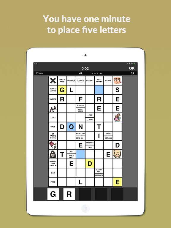 Kryss - The Battle of Words screenshot 2