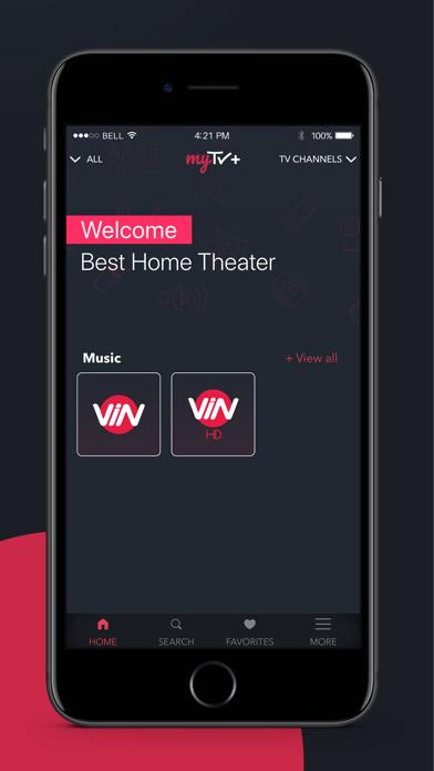MyTV+Screenshot of 1