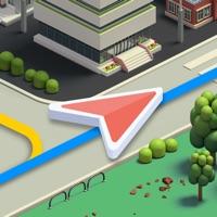 Karta GPS Navigation & Traffic