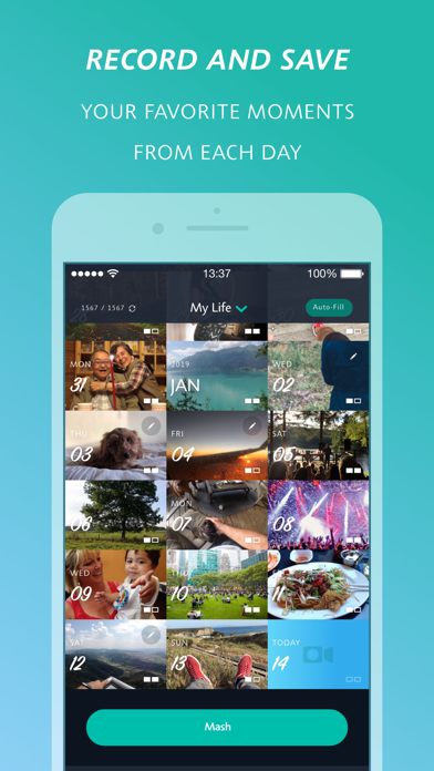 1 Second Everyday: Video Diary by 1SE (iOS, United States