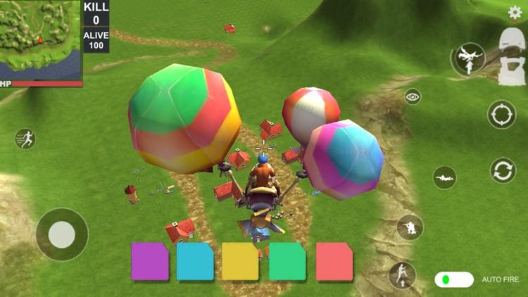 Battle Survival screenshot-4