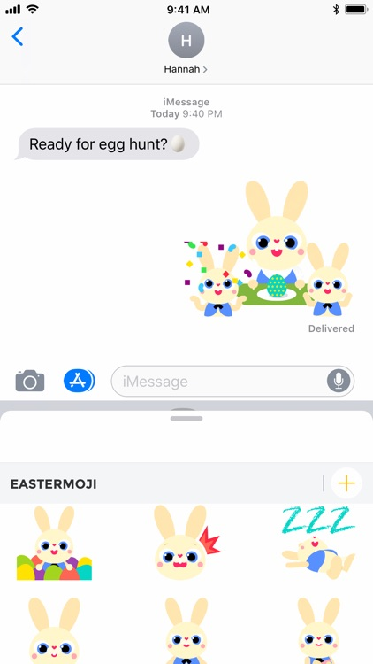 Eastermoji screenshot-3