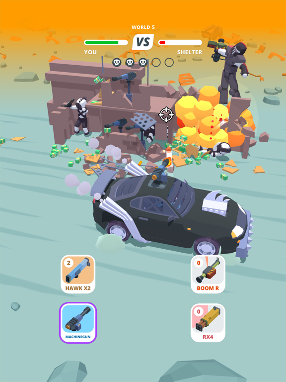 Desert Riders screenshot 9