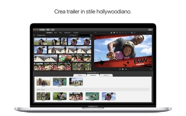 Camere Da Letto Trailer.Imovie Sul Mac App Store