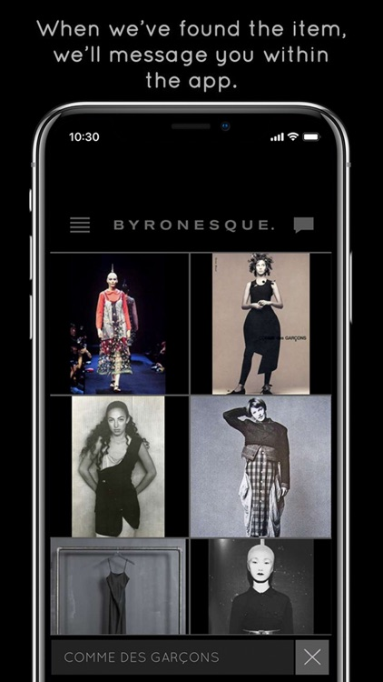 Byronesque Personal Shopper screenshot-3