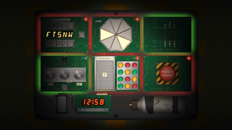 Them Bombs – co-op board game screenshot-4
