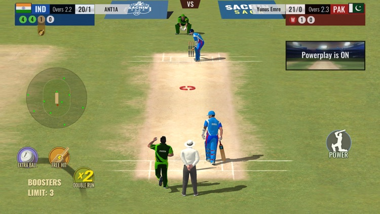 Sachin Saga Cricket Champions screenshot-4