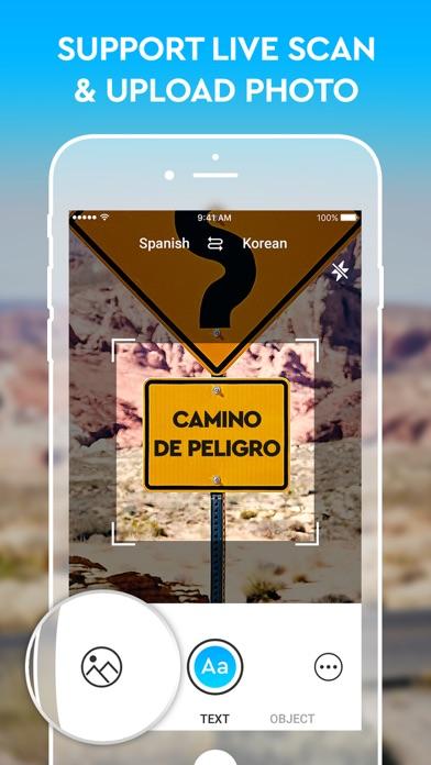 Camera Translator: Translate+ app image
