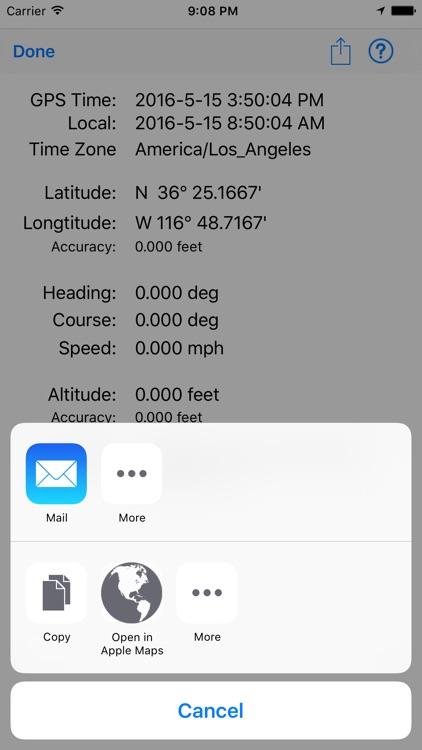 GeoTaggerApp screenshot-4