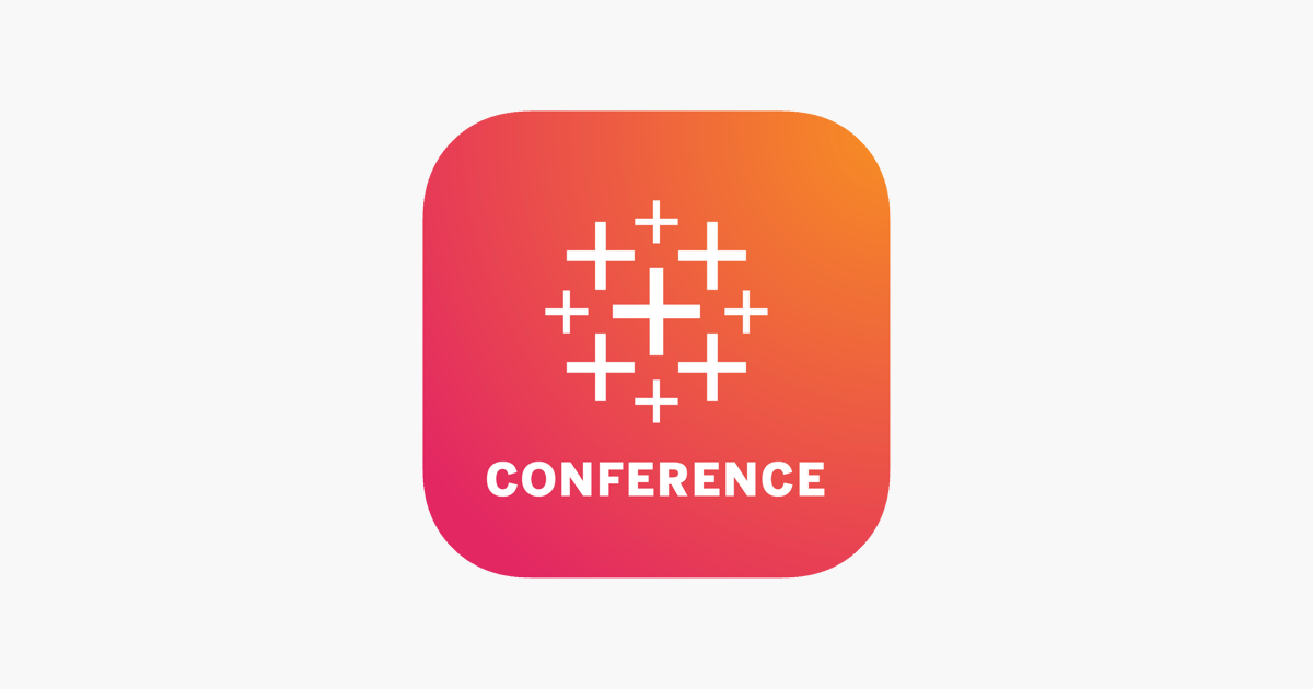 Tableau Conference on the App Store