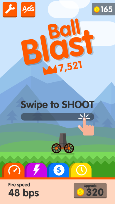 Screenshot for Ball Blast in Belgium App Store