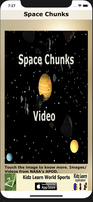 ‎Space Chunks Screenshot