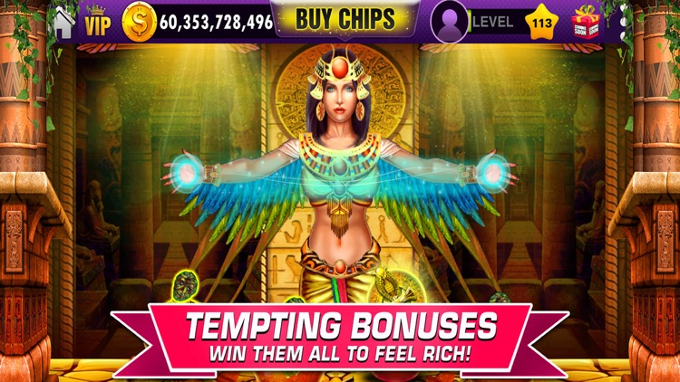 Vegas Slots - 7Heart Casino screenshot-7