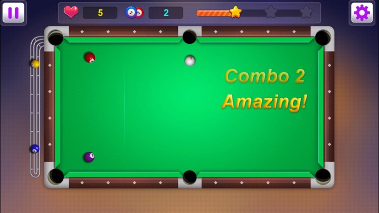 billiard club-ball pool games screenshot-4