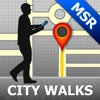 Mostar Map & Walks (F)