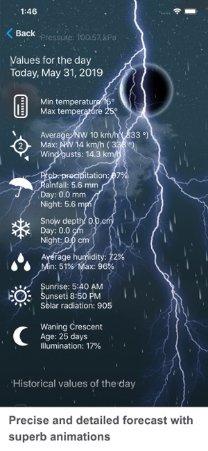 Weather XL Canada PRO on the App Store