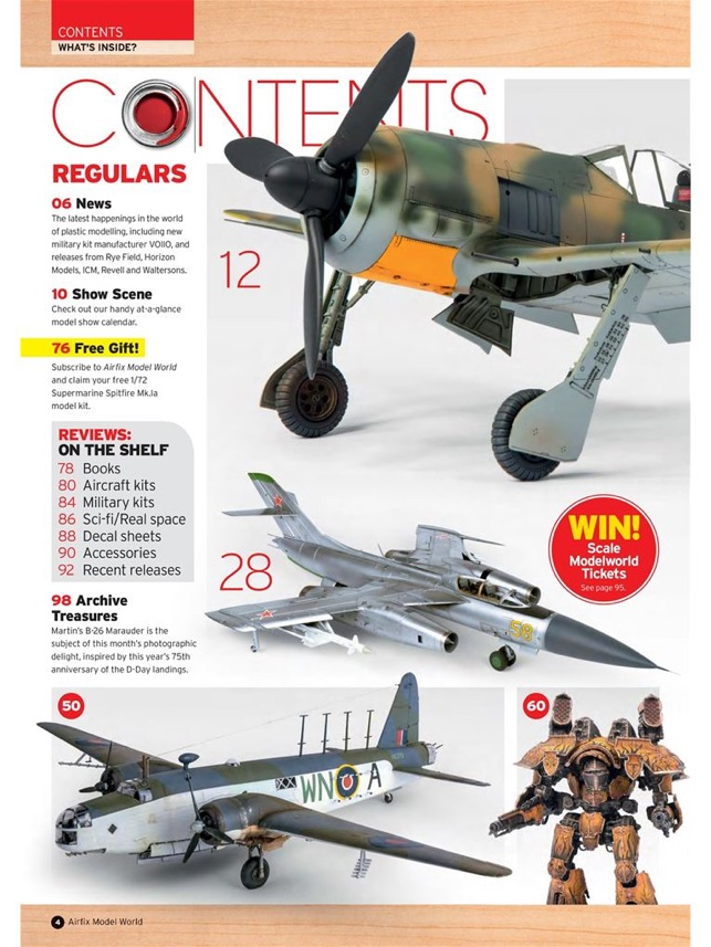 Airfix Model World Magazine on the App Store