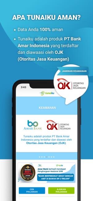 Tunaiku Pinjaman Uang Online On The App Store