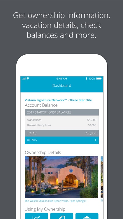 Westin® Vacation Club screenshot-4