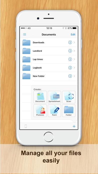 Documents (office Docs) review screenshots