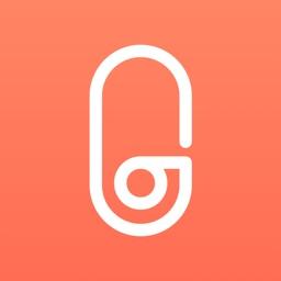 Glue Lock