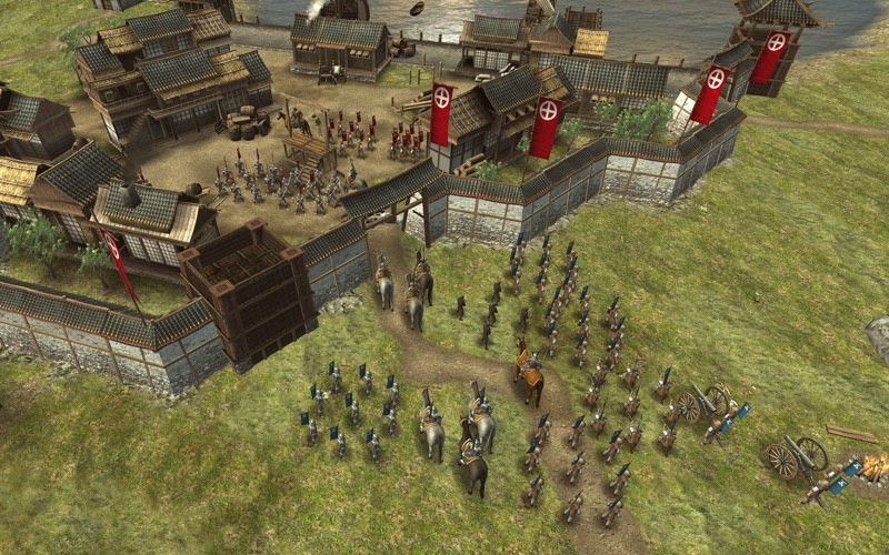 Shogun's Empire: Hex Commander for Mac