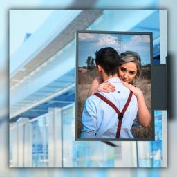 Hoarding Photo Frames Editor