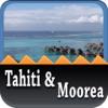 Tahiti & Moorea  Offline Map