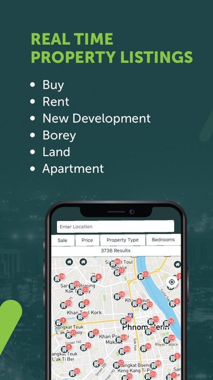 Realestate.com.kh 柬埔寨房地产网 screenshot-3