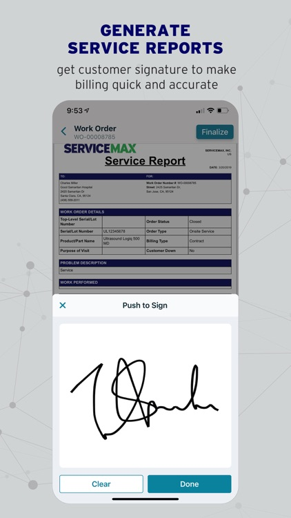 ServiceMax Go screenshot-4