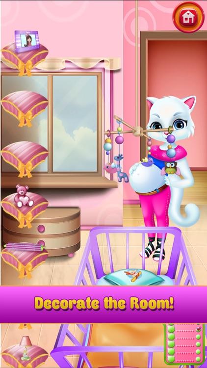 New Baby Kitten Cat Care screenshot-6