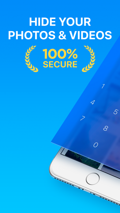 Secret Album: Photo Vault Screenshot