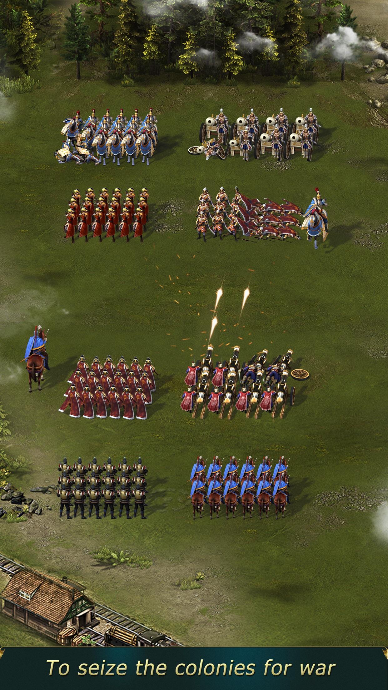 War of Colony Screenshot