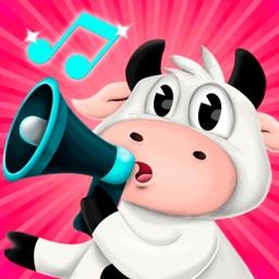Toy Cantando Animal Sounds