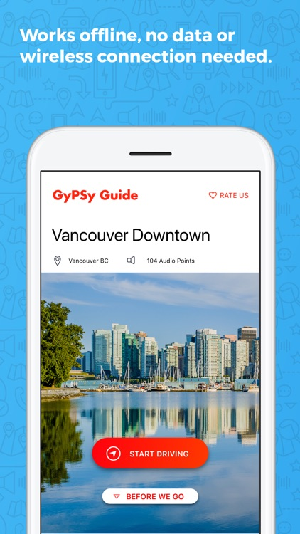 Vancouver Downtown GyPSy Guide