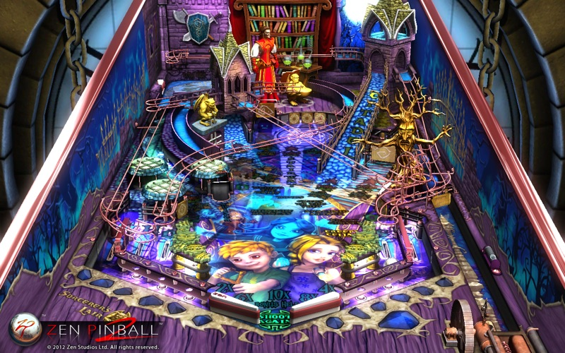 Zen Pinball 2 Screenshot