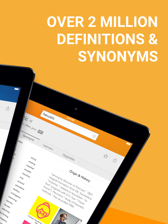 Screenshot #5 pour Dictionary.com Pro for iPad