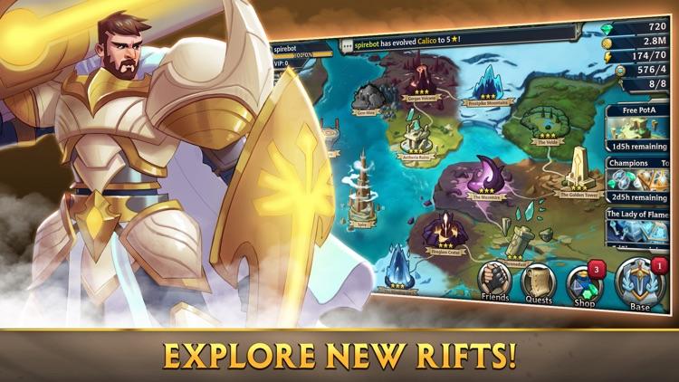 Alliance: Heroes of the Spire screenshot-4