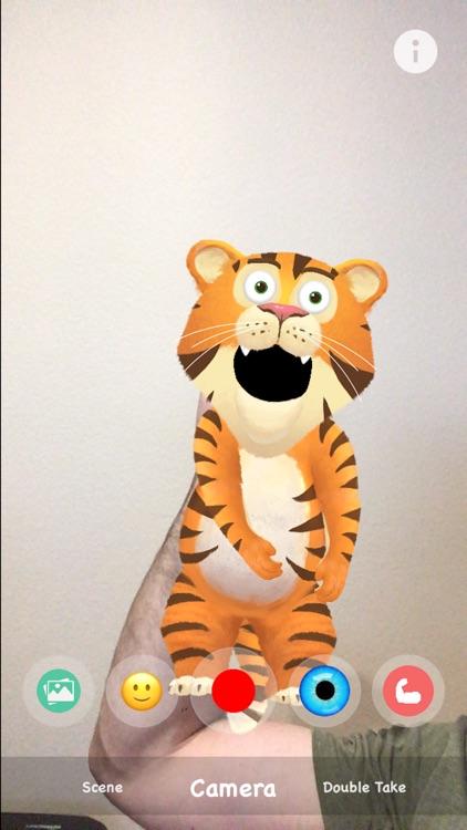 YoPuppet: AR Hand Puppet Show