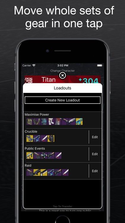 Light Speed for Destiny 2 screenshot-3