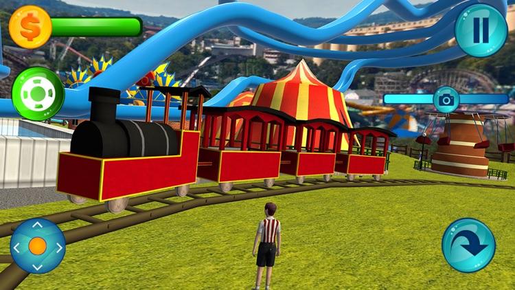 Water Park Slide : Uphill Rush screenshot-7