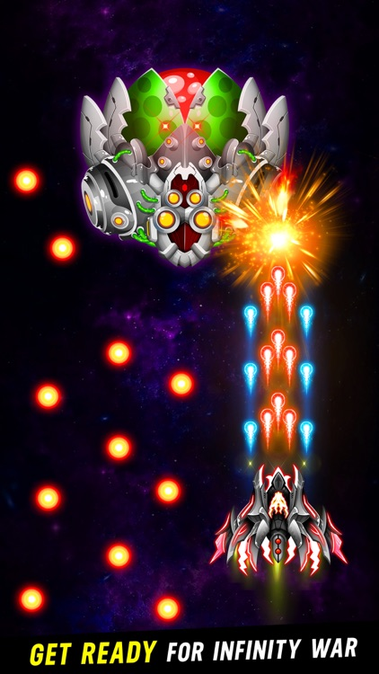Galaxy Attack: Space Shooter screenshot-4