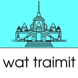Bangkok: Chinatown Wat Traimit