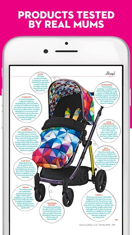 Mother and Baby Magazine screenshot-4